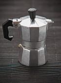 An espresso jug