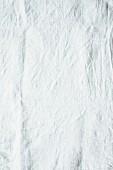 Ein weisses Tuch (bildfüllend)