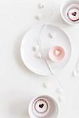 Linzer Marmeladenplätzchen zum Valentinstag