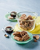 Muesli rusks (South African biscuits for tea)