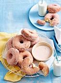 Zimtdoughnuts
