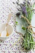 Lavender and honey