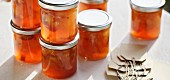 Lemon and blood orange marmalade with dates and Limoncello