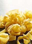 Dried pappardelle