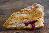 A cherry turnover