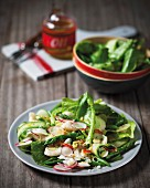 Fish salad, Thailand