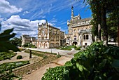 The'Palace Hotel Bussaco', a magnificent 19th century building, Portugal