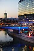 Jeden Abend Party am Donaukanal, Wien