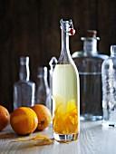 Orange vinegar