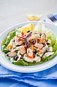 Insalata di mare (Italian seafood salad)