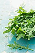 A bowl of rocket