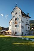 Restaurant Sichelburg, South Tyrol