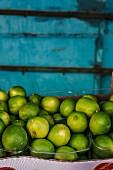 Limes at Karmel market, Tel Aviv