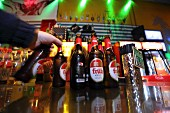 Nightlife in Cologne: Kölsch beer in the 'Kunstbar'