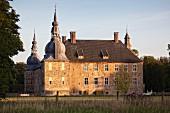 Das Wasserschloss Lembeck, Nordrhein-Westfalen