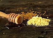 Ingredients for honey mustard