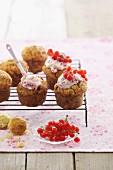 Johannisbeeren-Cupcakes