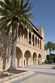 Das Palau de l'Almudaina, Palma de Mallorca