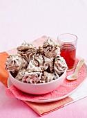 Schokoladen-Baisers