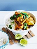 Fischcurry aus Sri Lanka