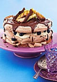 Schokoladen-Pavlova