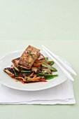 Tofu stiry fry