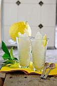 Zitronengranita