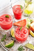 Watermelon coolers