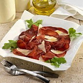 Bresaola (air-dried Italian beef)