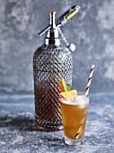 Orangen Ceylon Limonade