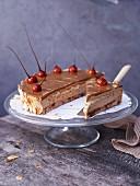 Macadamia nut cake