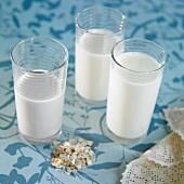 Lactose-free milk