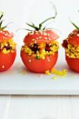Gefüllte Tomaten