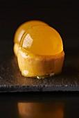 Foie Gras mit Sauternes-Weingelee
