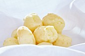Pao de queijo (Bällchen mit Käsegeschmack, Brasilien)