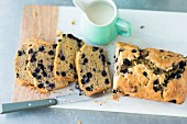 Banana Blueberry Bread (USA)