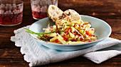 Bergkäse-Salat