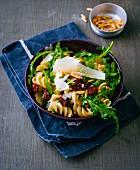 Gluten-free, Italian-style pasta salad