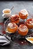Tiramisu muffins