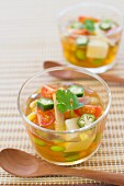 Vegetable jelly