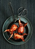 Grilled quail (China)
