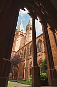 St. Martin's cathedral in Mainz, Rhine-Hesse, Germany