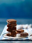 Caramel bonbons