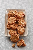 Gluten-free sunflower seed biscuits