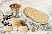 Chai tea biscuits and chai spices