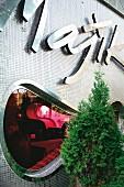 Café Majik in Belgrade, Serbia