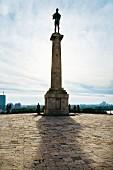 Statue of the Victor, Belgrade, Serbia
