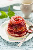 Summer pudding (Great Britain)