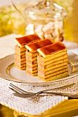 Dobosch slices