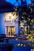 Restaurant Auener Hof, Südtirol, Italien